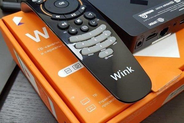 Как в Ростелекоме подключить подписку Wink на телевизор